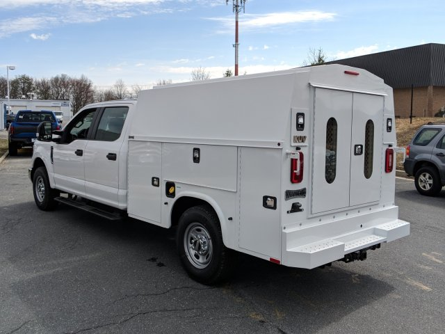 2018 F-250 Crew Cab 4x2,  Knapheide Service Body #J1186F - photo 3