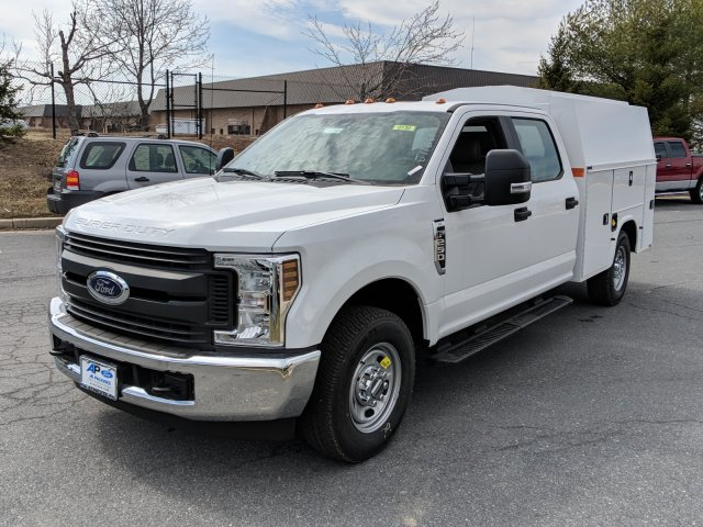 2018 F-250 Crew Cab 4x2,  Knapheide Service Body #J1186F - photo 4