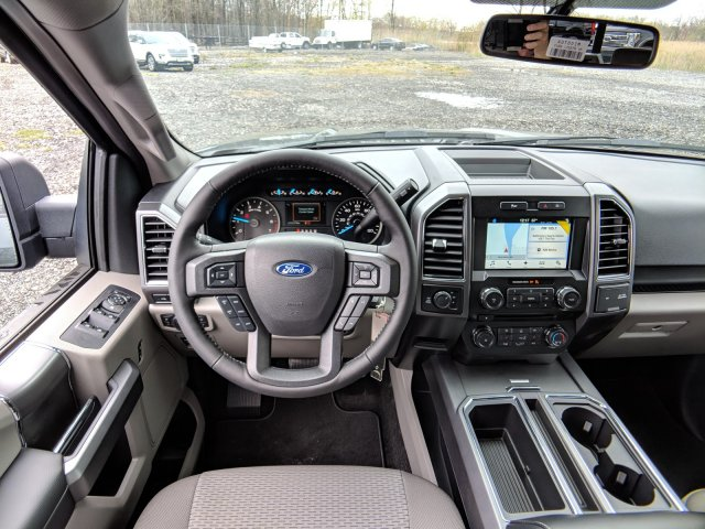 2018 F-150 SuperCrew Cab 4x4,  Pickup #J1235 - photo 9