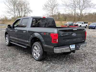 2018 F-150 SuperCrew Cab 4x4,  Pickup #J1235 - photo 3