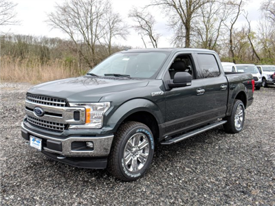 2018 F-150 SuperCrew Cab 4x4,  Pickup #J1235 - photo 4