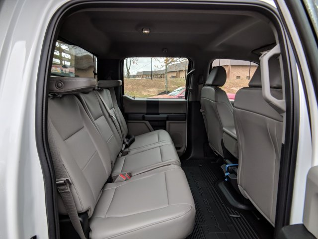 2018 F-450 Crew Cab DRW 4x4, Reading Dump Body #J1253F - photo 9