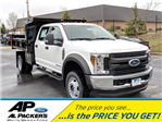 2018 F-450 Crew Cab DRW 4x4, Reading Marauder Standard Duty Dump Dump Body #J1253F - photo 1