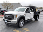 2018 F-450 Crew Cab DRW 4x4, Reading Marauder Standard Duty Dump Dump Body #J1253F - photo 5