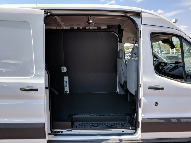 2018 Transit 250 Med Roof 4x2,  Empty Cargo Van #J1298 - photo 8