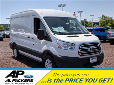 2018 Transit 250 Med Roof 4x2,  Empty Cargo Van #J1298 - photo 1