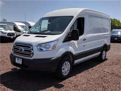 2018 Transit 250 Med Roof 4x2,  Empty Cargo Van #J1298 - photo 5