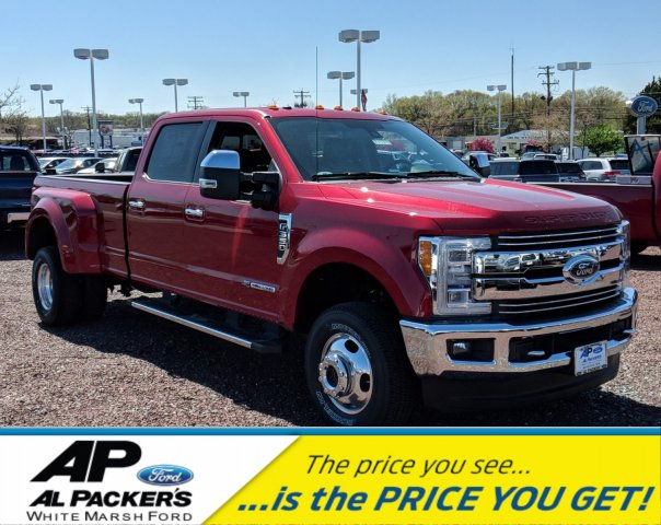 2018 F-350 Crew Cab DRW 4x4, Pickup #J1327 - photo 1