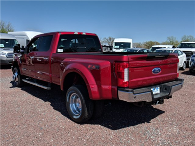 2018 F-350 Crew Cab DRW 4x4, Pickup #J1327 - photo 3