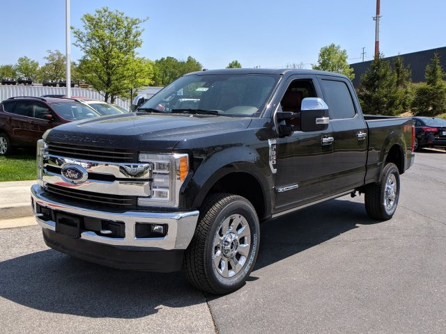 2018 F-350 Crew Cab 4x4, Pickup #J1364 - photo 4