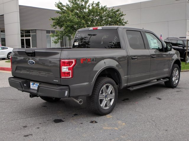2018 F-150 SuperCrew Cab 4x4,  Pickup #J1404 - photo 2