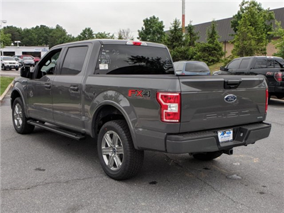 2018 F-150 SuperCrew Cab 4x4,  Pickup #J1404 - photo 3