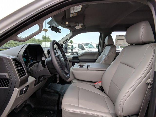 2018 F-350 Crew Cab 4x4,  Reading Panel and Tapered Panel Body Service Utility Van #J1451F - photo 14