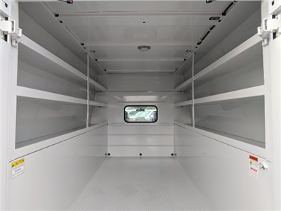 2018 F-350 Crew Cab 4x4,  Reading Panel and Tapered Panel Body Service Utility Van #J1451F - photo 12