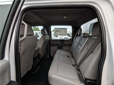 2018 F-350 Crew Cab 4x4,  Reading Panel and Tapered Panel Body Service Utility Van #J1451F - photo 13