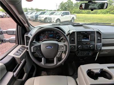 2018 F-350 Crew Cab 4x4,  Reading Panel and Tapered Panel Body Service Utility Van #J1451F - photo 15