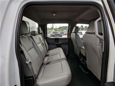 2018 F-350 Crew Cab 4x4,  Reading Panel and Tapered Panel Body Service Utility Van #J1451F - photo 7