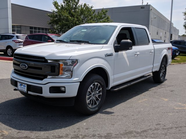 2018 F-150 SuperCrew Cab 4x4,  Pickup #J1486 - photo 4