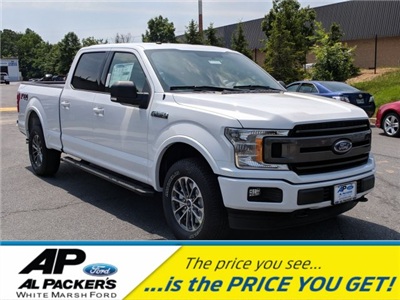 2018 F-150 SuperCrew Cab 4x4,  Pickup #J1486 - photo 1