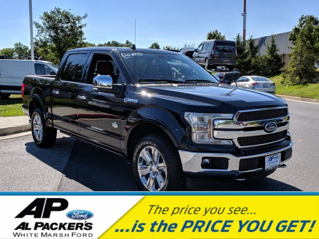 2018 F-150 SuperCrew Cab 4x4,  Pickup #J1487 - photo 1