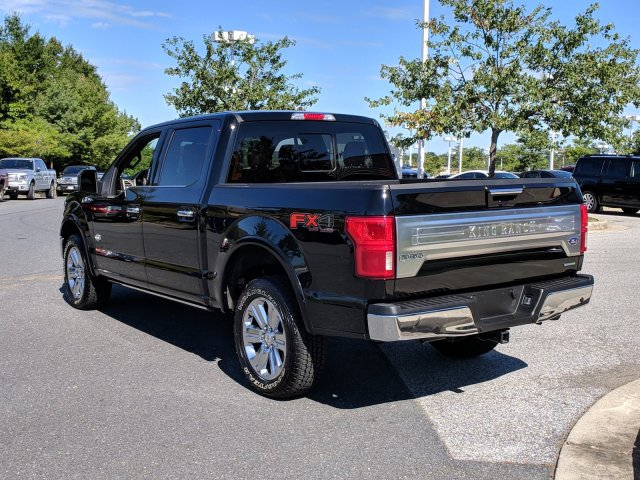 2018 F-150 SuperCrew Cab 4x4,  Pickup #J1487 - photo 3