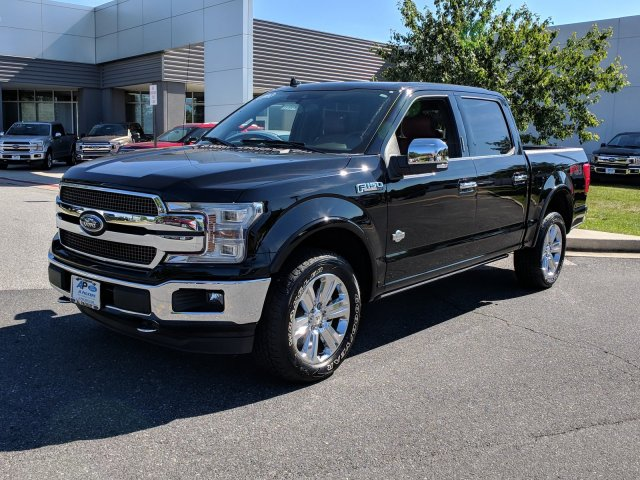 2018 F-150 SuperCrew Cab 4x4,  Pickup #J1487 - photo 4