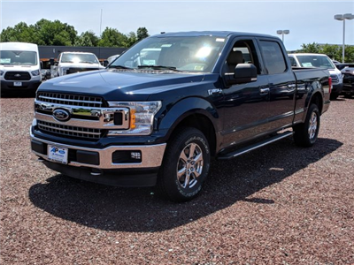 2018 F-150 SuperCrew Cab 4x4,  Pickup #J1493 - photo 4