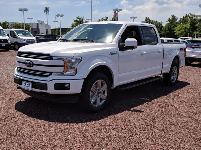 2018 F-150 SuperCrew Cab 4x4,  Pickup #J1506 - photo 4