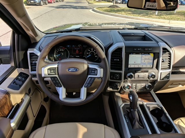 2018 F-150 SuperCrew Cab 4x4,  Pickup #J1507 - photo 12