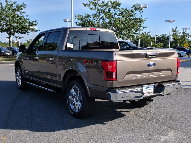 2018 F-150 SuperCrew Cab 4x4,  Pickup #J1507 - photo 3