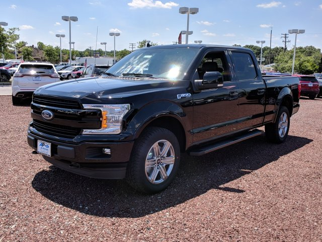 2018 F-150 SuperCrew Cab 4x4,  Pickup #J1509 - photo 4