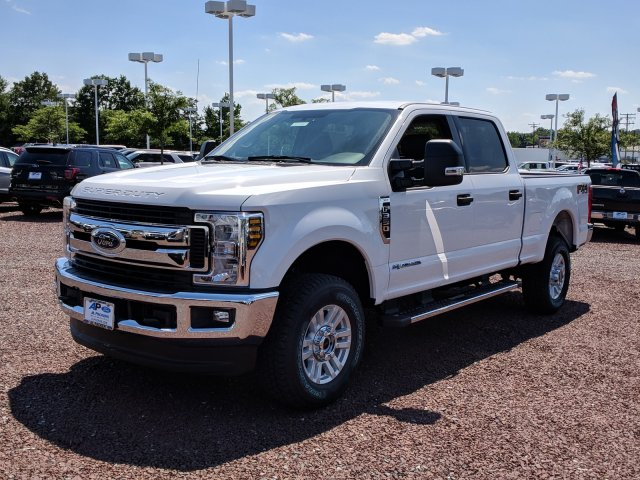 2018 F-350 Crew Cab 4x4,  Pickup #J1515 - photo 4