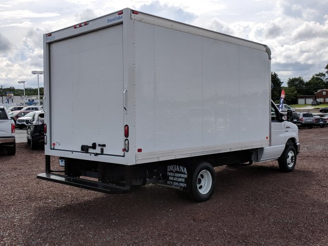 2018 E-350 4x2,  Dejana Truck & Utility Equipment DuraCube Cutaway Van #J1544F - photo 2