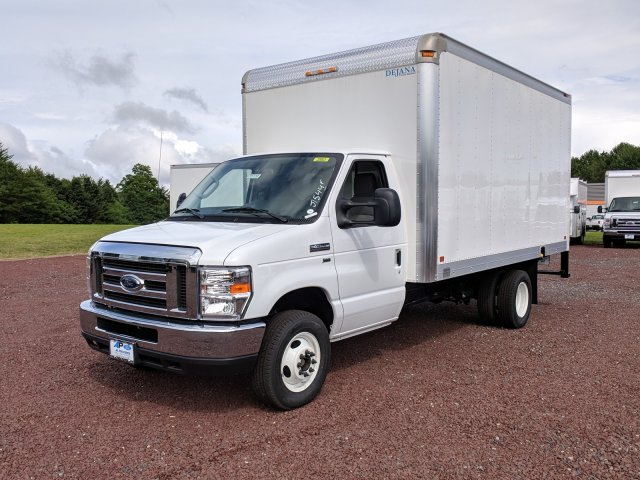 2018 E-350 4x2,  Dejana Truck & Utility Equipment DuraCube Cutaway Van #J1544F - photo 4