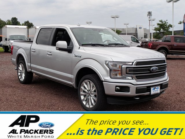 2018 F-150 SuperCrew Cab 4x4,  Pickup #J1581 - photo 1