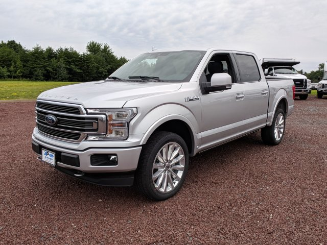 2018 F-150 SuperCrew Cab 4x4,  Pickup #J1581 - photo 4