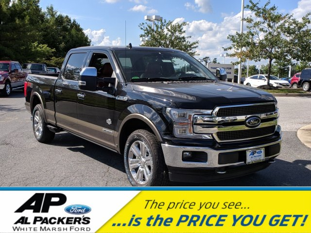 2018 F-150 SuperCrew Cab 4x4,  Pickup #J1660 - photo 1