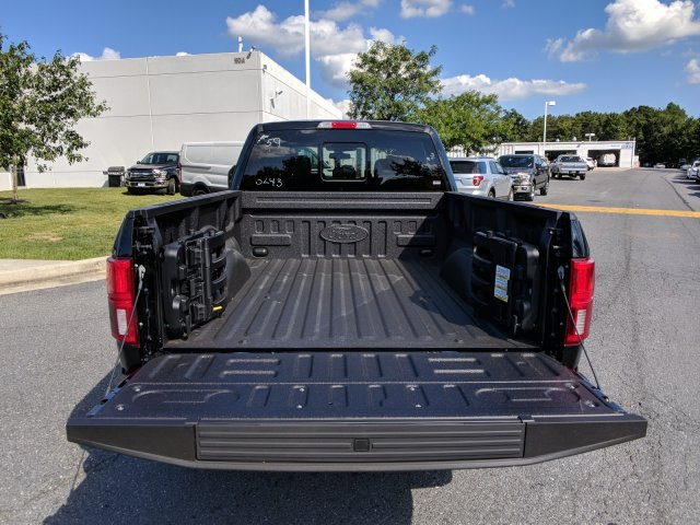 2018 F-150 SuperCrew Cab 4x4,  Pickup #J1660 - photo 9