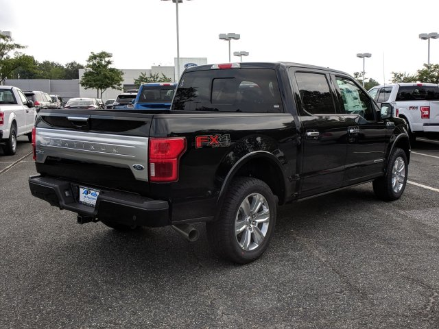 2018 F-150 SuperCrew Cab 4x4,  Pickup #J1661 - photo 2