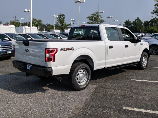 2018 F-150 SuperCrew Cab 4x4,  Pickup #J1667 - photo 2