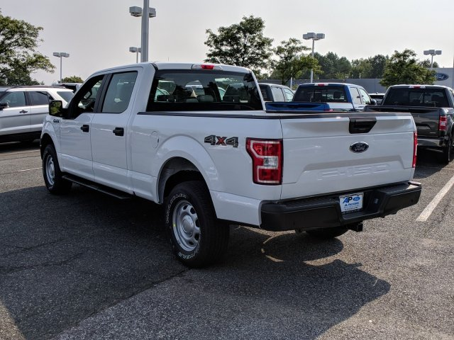 2018 F-150 SuperCrew Cab 4x4,  Pickup #J1667 - photo 3