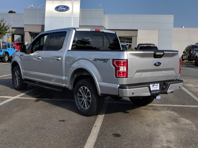 2018 F-150 SuperCrew Cab 4x4,  Pickup #J1695 - photo 3