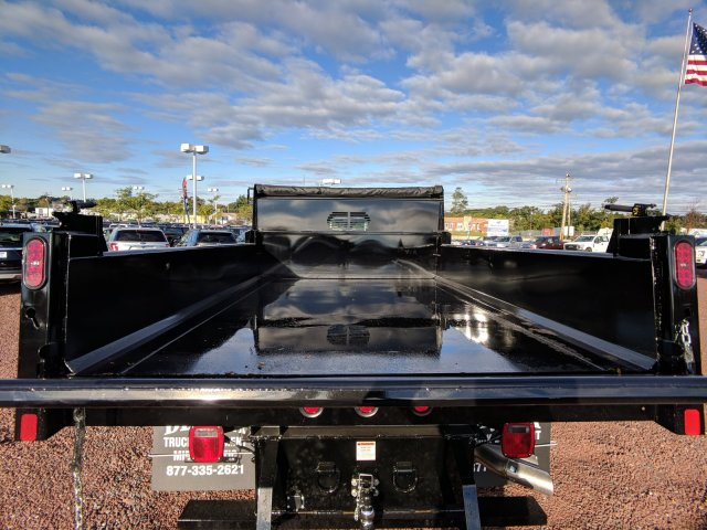 2018 F-450 Crew Cab DRW 4x4,  Rugby Dump Body #J1748F - photo 10