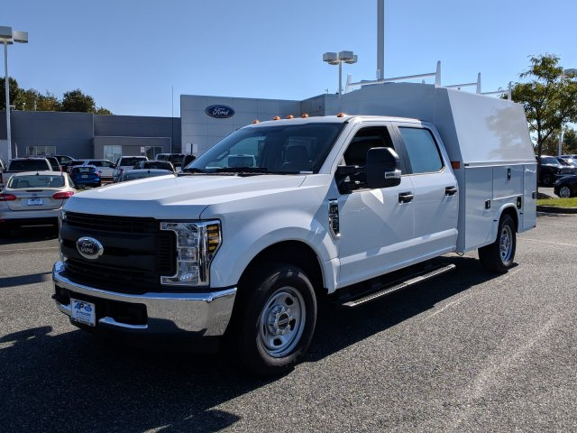 2018 F-350 Crew Cab 4x2,  Knapheide KUVcc Service Body #J1805F - photo 4