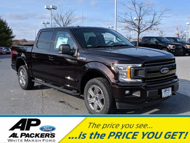 2018 F-150 SuperCrew Cab 4x4,  Pickup #J1832 - photo 1