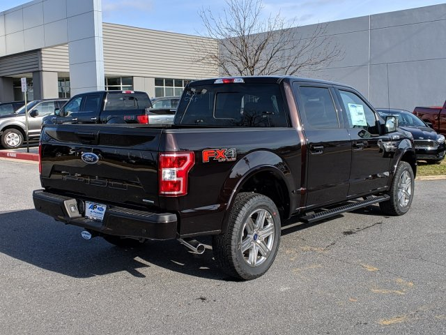 2018 F-150 SuperCrew Cab 4x4,  Pickup #J1832 - photo 2