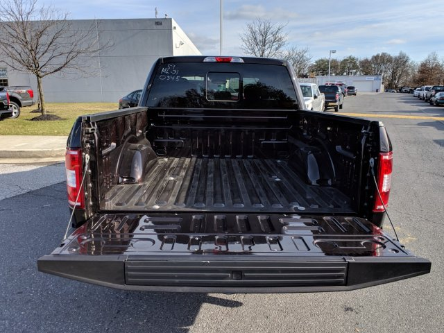 2018 F-150 SuperCrew Cab 4x4,  Pickup #J1832 - photo 8