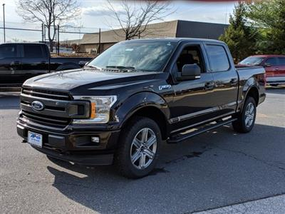 2018 F-150 SuperCrew Cab 4x4,  Pickup #J1832 - photo 4