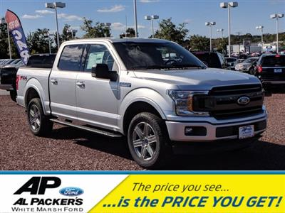 2018 F-150 SuperCrew Cab 4x4,  Pickup #J1835 - photo 1