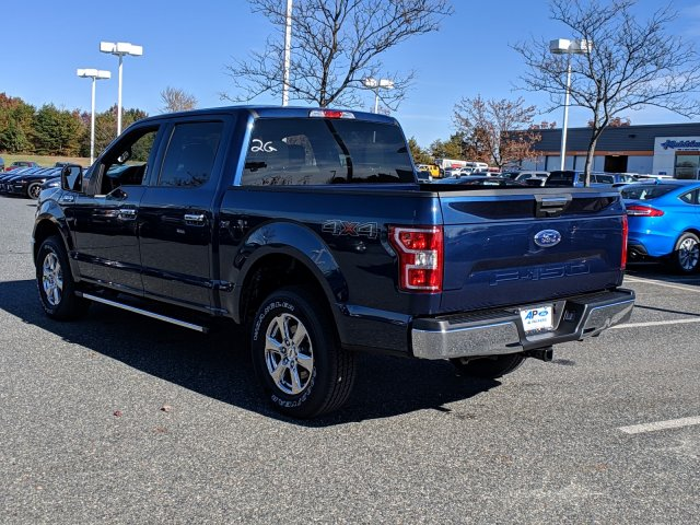 2018 F-150 SuperCrew Cab 4x4,  Pickup #J1869 - photo 3